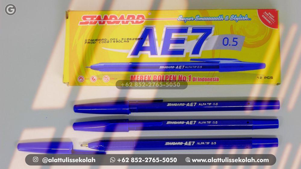 +62 852-2765-5050 | distributor pulpen standard ae7