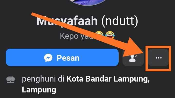 Cara menghapus akun FB orang yang sudah meninggal