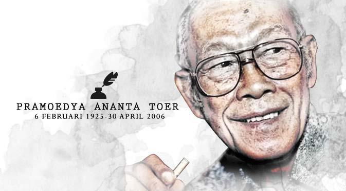 Pramoedya Ananta Toer, Penulis dan Pengarsip Paling Tekun di Indonesia, naviri.org, Naviri Magazine, naviri