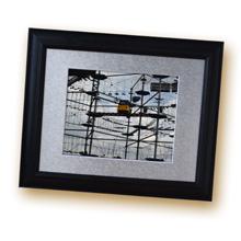 Portharcourt-landmark-Park-Framed-Print-Wall-Frame