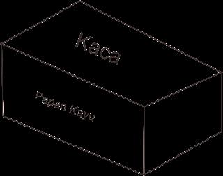 Cara Membuat Meja Kasir Sendiri dari Kayu dan Kaca