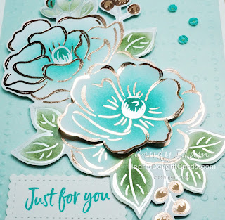 Heart's Delight Cards, , SRC- SAB, Tags in Bloom, Stampin' Up!