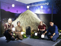 Samsung Berbagi 1.500 Lentera Kebahagiaan Di Lanny Jaya Papua