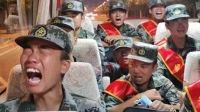 Dikirim Perang Lawan India, Puluhan Tentara China Menangis Ketakutan