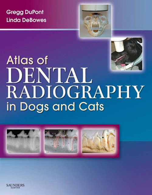 Atlas of Dental Radiography in Dogs and Cats  - WWW.VETBOOKSTORE.COM