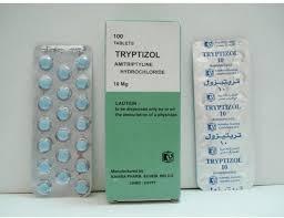 سعر ودواعى إستعمال أقراص تربتيزول Tryptizole للاكتئاب