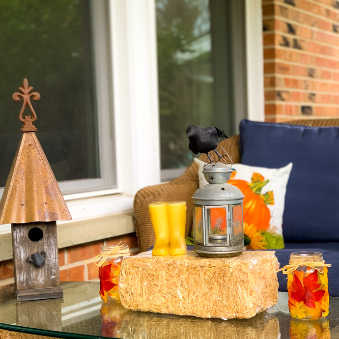 How to Decorate Your Porch for Fall
