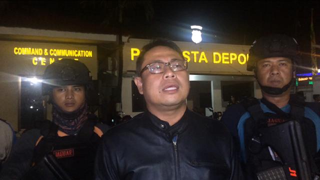 Polisi : Motif Sesaat Pembacokan Pakar IT karna Serempetan Mobil