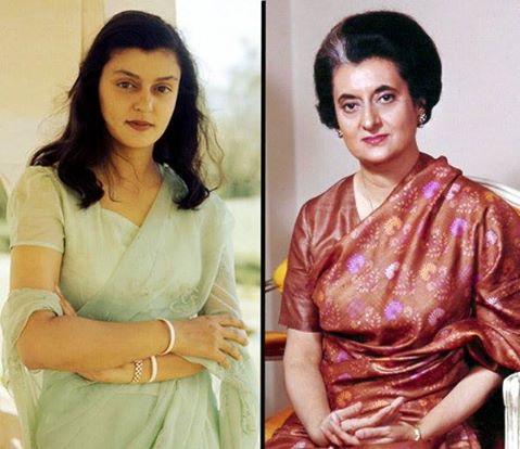 Indira Gandhi made Maharani Gayatri Devi during Emergency