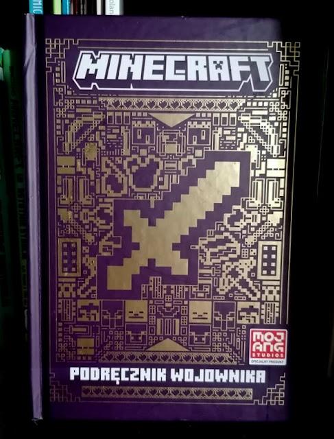 Minecraft podręcznik wojownika