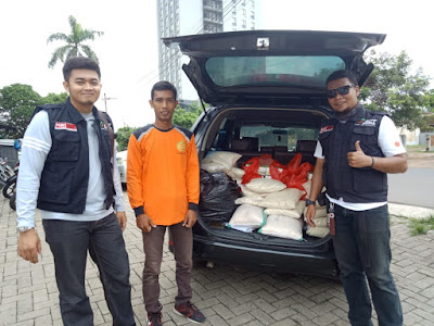Tim Emergency Respons Act Lampung Menuju Way Kerap Tanggamus