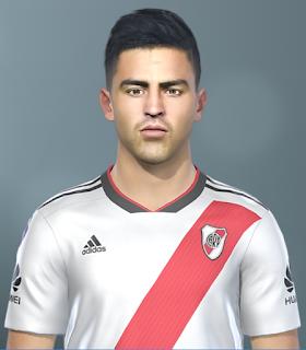 PES 2019 Faces Gonzalo Nicolás Martínez by SeanFede