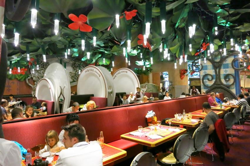 Restaurante Bistrot Che Rémy1