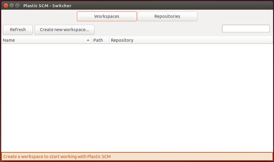 Plastic SCM blog: Native Linux GUI – gtkplastic