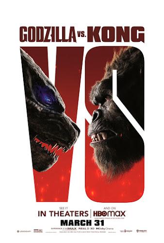 Godzilla vs. Kong (4K UHD Dual Latino / Ingles) (2021)