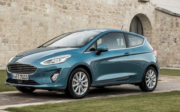 Ford F-150 e Fiesta têm produção suspensa por falta de semi-condutores