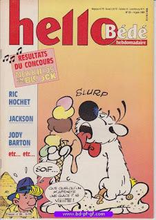 Hello-Bébé, numéro 25, 1991