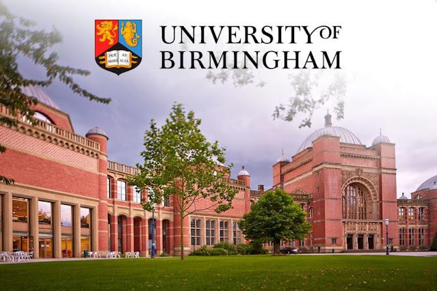 200 منحة دراسية مقدمة من جامعة برمنجهام 2021 في المملكة المتحدة
