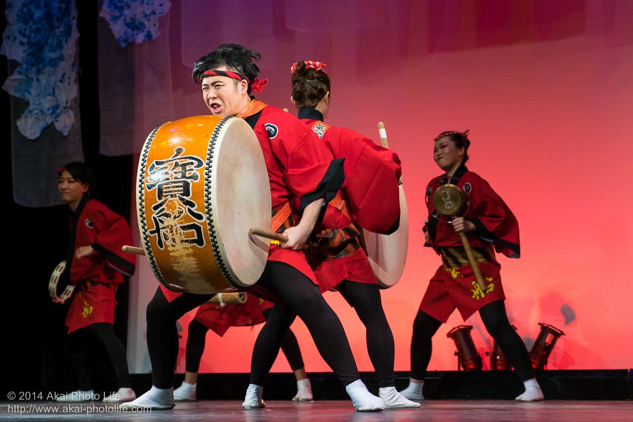 創作舞踊集団 寶船 20周年記念公演 純粋な意図2014 樫本 真之介