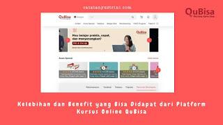 platform belajar online QuBisa