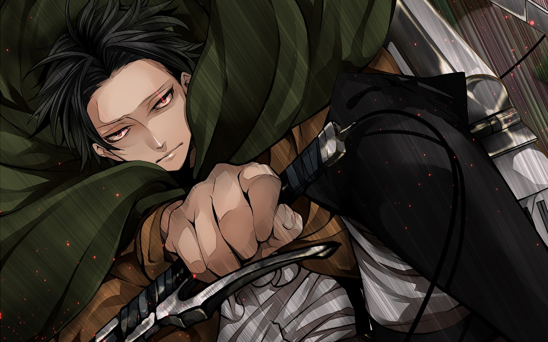 Nearly everyone has heard about the madhouse that is attack on. Levi, Attack on Titan, 4K, #128 Wallpaper