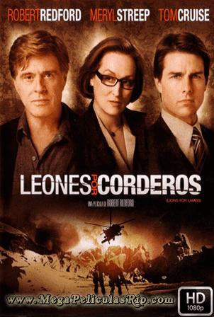 Leones Por Corderos [1080p] [Latino-Ingles] [MEGA]
