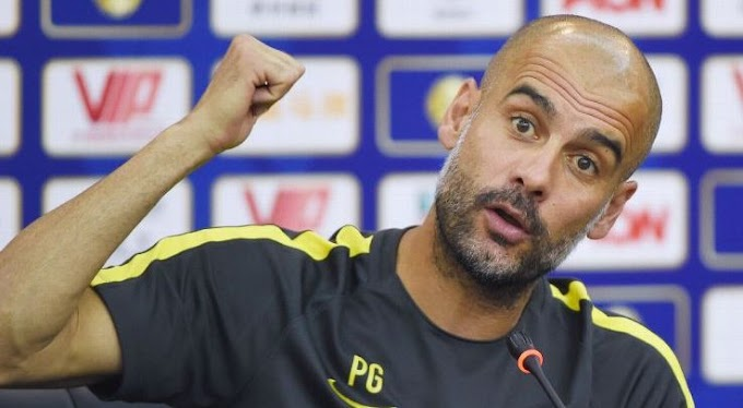 Pep Guardiola: I'd Rather Quit Than Change My Style