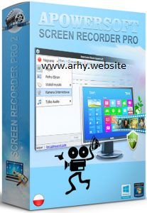 Apowersoft Screen Recorder Pro 2.2.1 + Serial Key