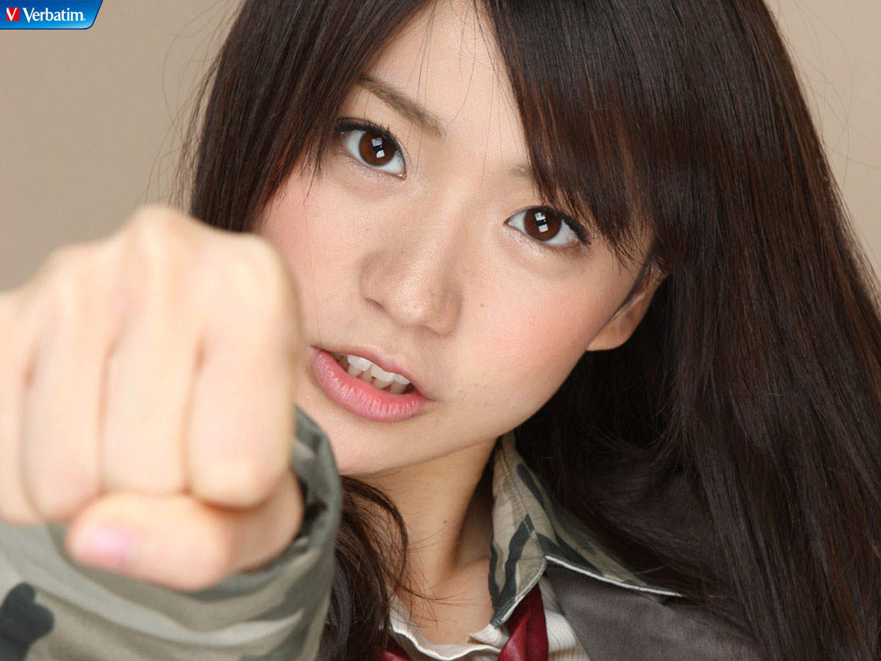 AKB48 Oshima Yuko Wallpaper