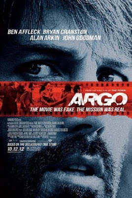 ARGO 2012 Movie Poster