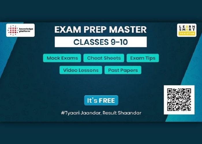 Online Learning Platform For Matriculation Students