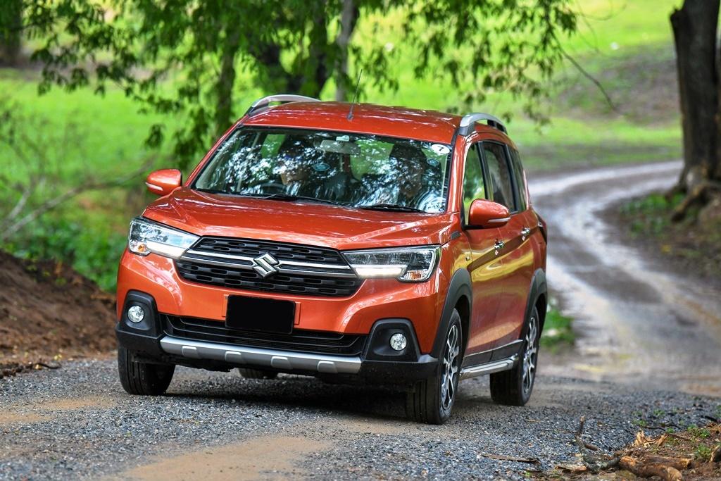 Naik 108 Persen, Ekspor Suzuki Paling Signifikan di Industri Otomotif