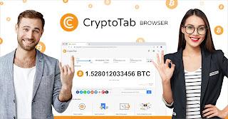 Menambang Bitcoin Gratis Di Android Menggunakan Cryptotab Browser