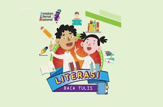 literasi membaca dan menulis