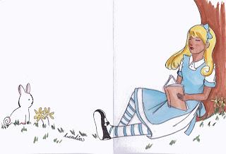 Alternate Alice in the Wonderland