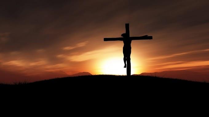 Papel de Parede Jesus Na Cruz Sexta Feira Santa