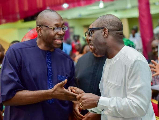 Edo state: Return to APC- Ize-Iyamu begs Governor Obaseki