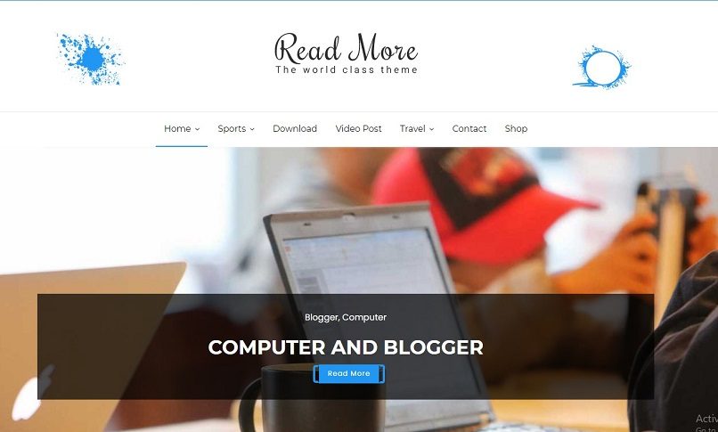 read more theme for affiliate marketing