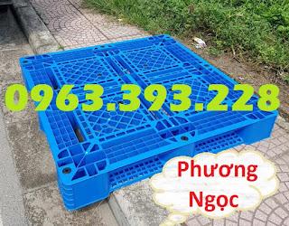 Pallet nhựa, pallet kê hàng, pallet nhựa giá rẻ, pallet nhựa nguyên sinh PL5