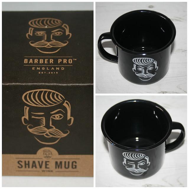 Barber Pro Shave Mug