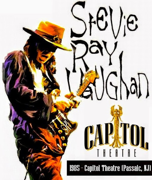 ClassicMusicTelevision.Com presents Stevie Ray Vaughan, Live at Capital Theatre