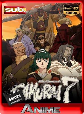 Samurai 7 (2004) SubtituladoHD [1080P] [GoogleDrive] DizonHD