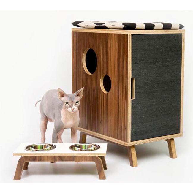 Mob lia para gatos for Mobilia anos 50