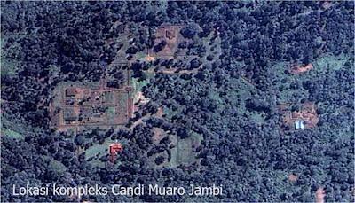 Situs Purbakala Kompleks Percandian Muaro Jambi MENYELUSURI KOMPLEKS CANDI MUARO JAMBI