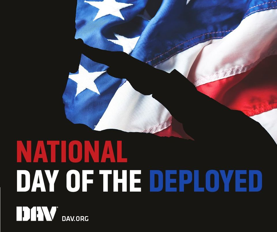 National Day of the Deployed Wishes Images