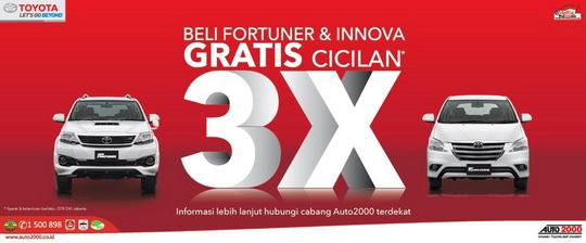 Test Drive Grand New Veloz Harga Yaris Trd Sportivo Beli Fotuner Dan Kijang Innova Sekarang Juga, Gratis 3 ...