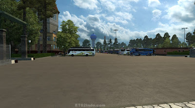 HSM (Hallo Solo Map) - Up ETS2 v1.30