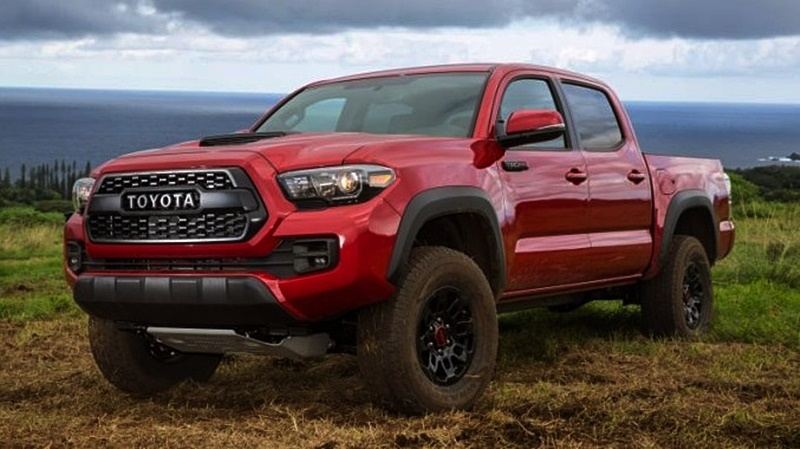 2018 Toyota Tacoma Release Date and Spec