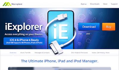 تطبيق-iExplorer-لإدارة-ملفات-الآيفون