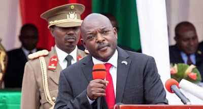 President Pierre Nkurunziza cause of death